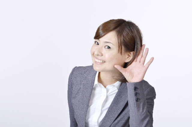 CA流!聞き上手になるためのコミュニケーションのコツと法則