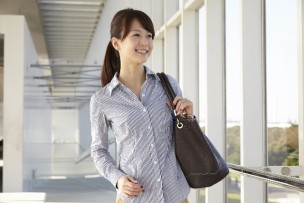 コンパクトにまとめる手荷物管理術