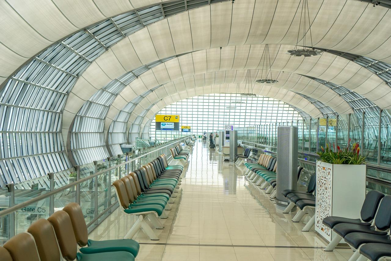 スワンナプーム国際空港(タイ)