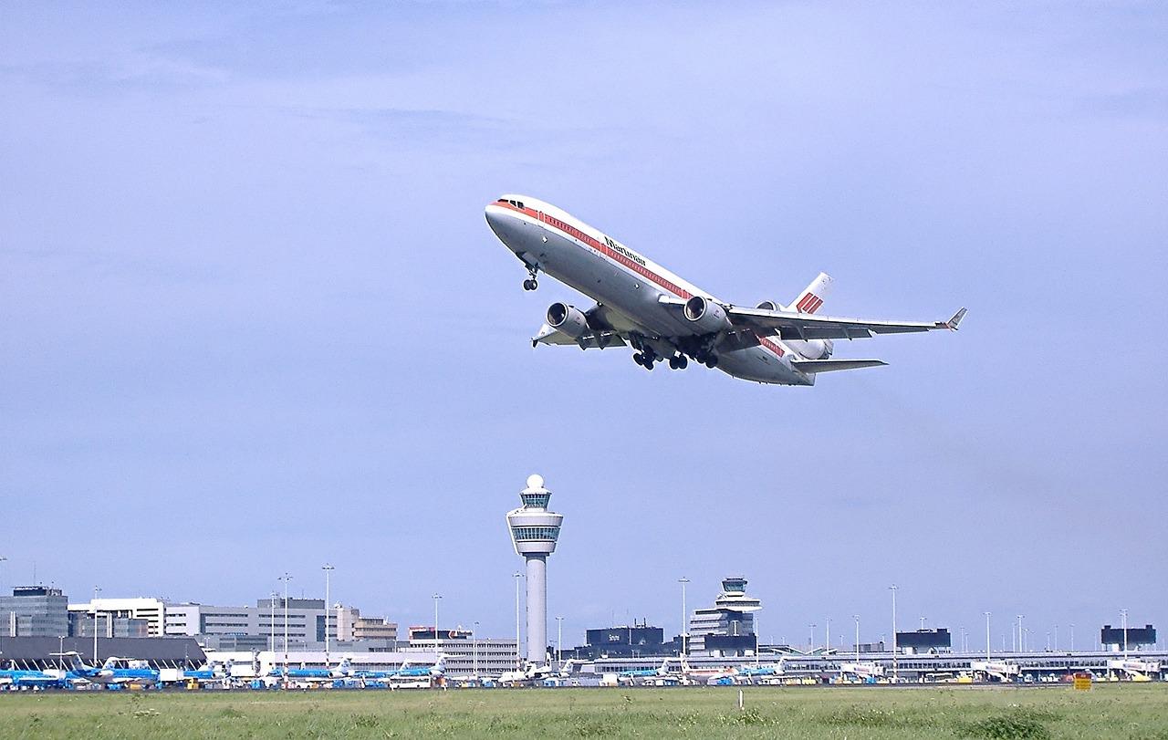 スキポール国際空港