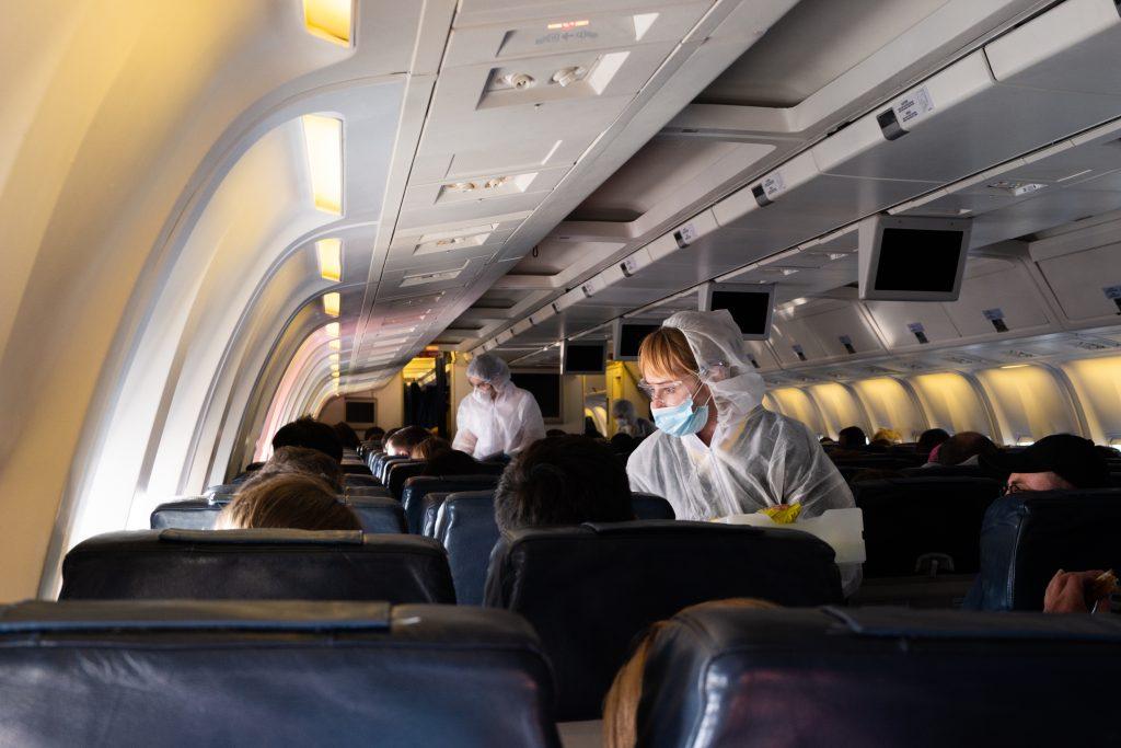 客室乗務員はどのような対策をしている?客室乗務員の新型コロナウイルス感染対策をご紹介